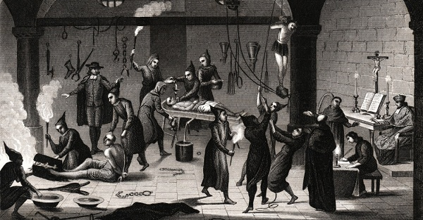The Myth of the Spanish Inquisition