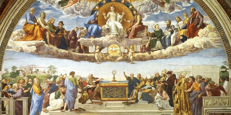Invocacion de los santos, esencialmente diferente de la magia y necromancia
