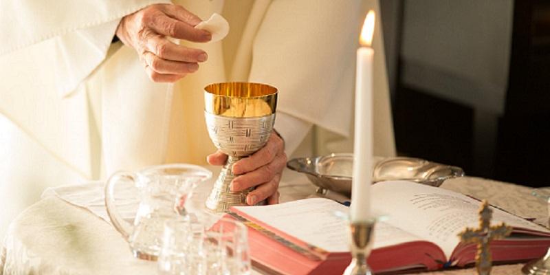 Eucaristía, ¿presencia real o simbólica?