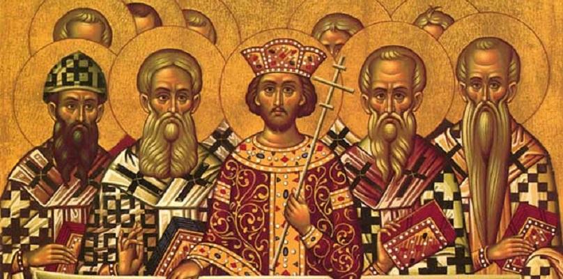 Sucesión apostólica en la enseñanza de los padres de la Iglesia