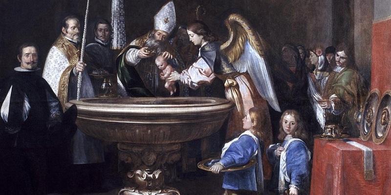 El Bautismo, orígenes y significación del sacramento
