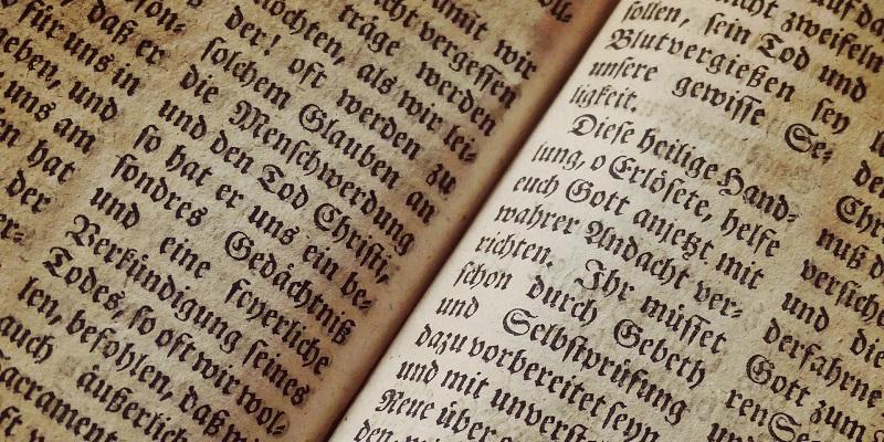 Desarrollo del Canon de las Sagradas Escrituras