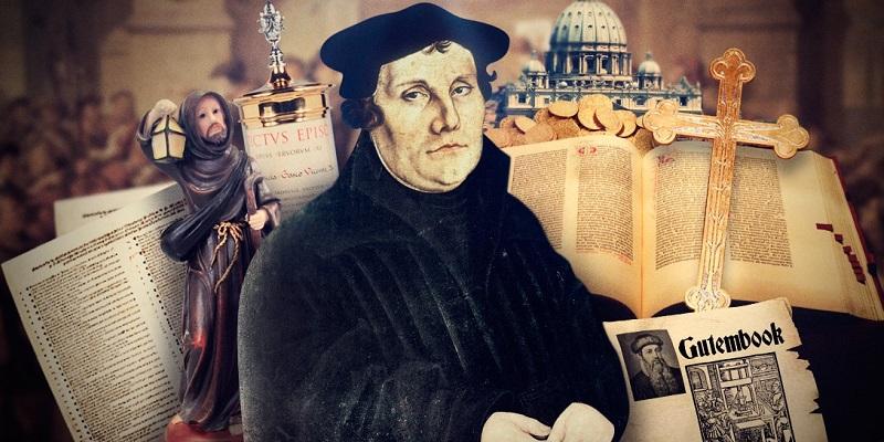 Catolicismo vs Protestantismo / Apple vs Microsoft