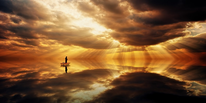 ¿Dios no existe porque el infierno no puede existir?