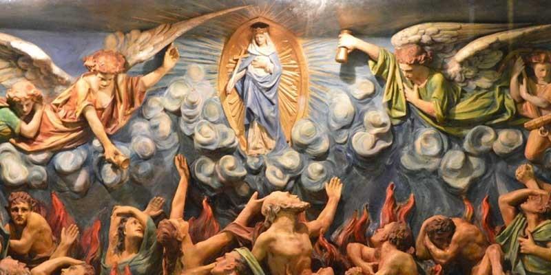 Algunas consideraciones sobre el Purgatorio