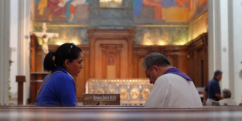 La Confesión, un acto de amor