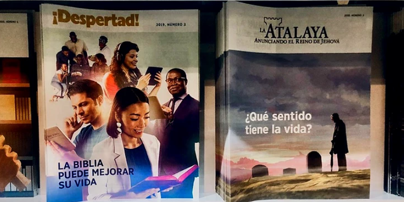 Revista Testigo de Jehova