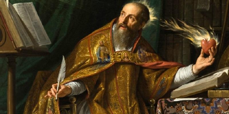 San Agustín ¿Interpretaba las Escrituras como los protestantes?