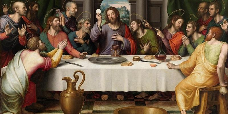 La Misa y la última cena