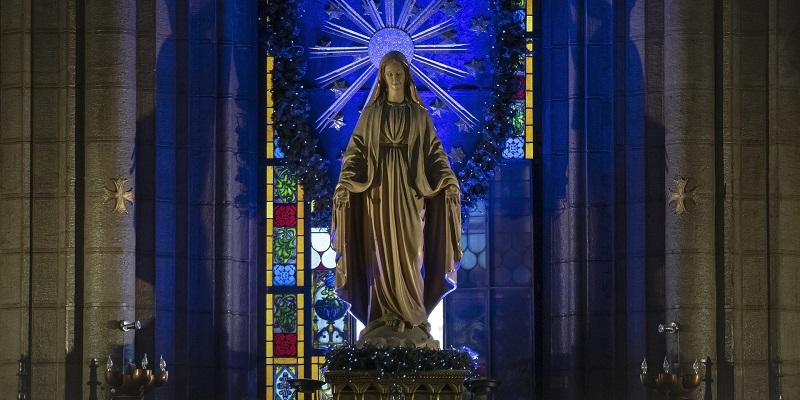 La virginidad perpétua de María en la história
