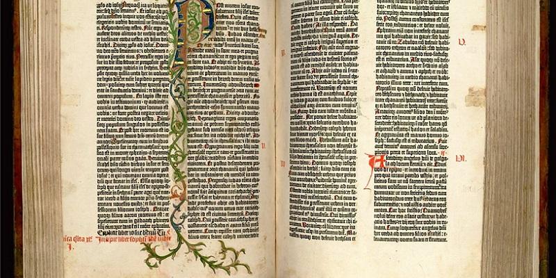 Dos cánones, Escritura y Tradición