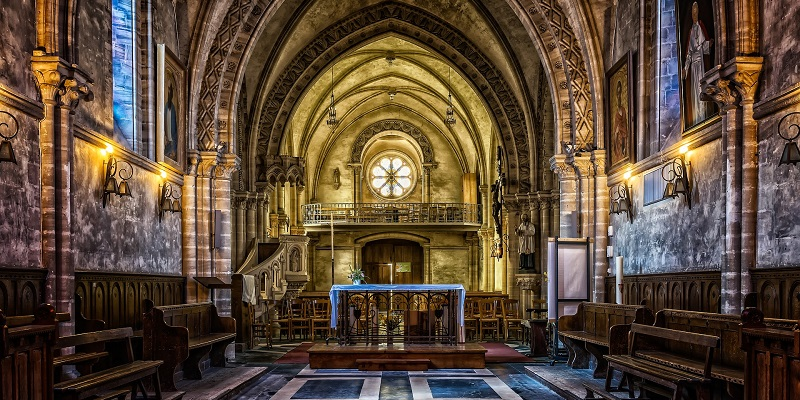 Mi Testimonio de regreso a la Iglesia Católica