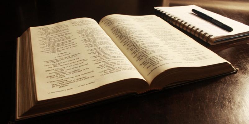 ¿Esta todo en la Biblia?