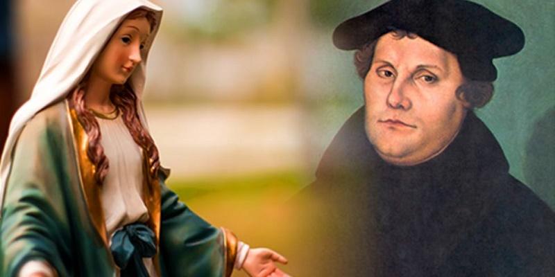 Lutero y la Virgen María