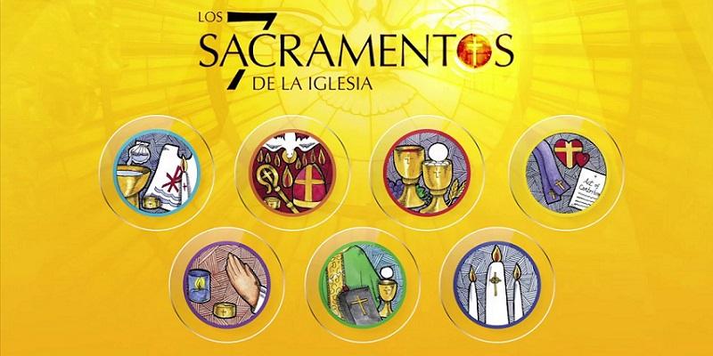 Los Siete Sacramentos en la Biblia