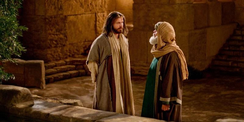 """""""Nacer de nuevo"""" y el bautismo"""