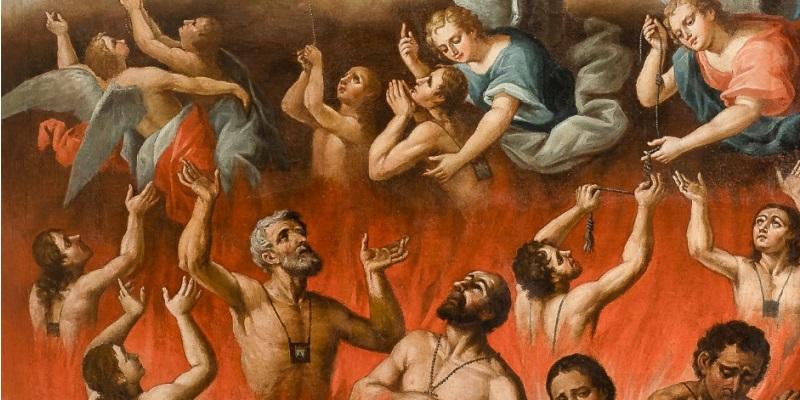 El Purgatorio ¿Es bíblico o un invento de la Iglesia?