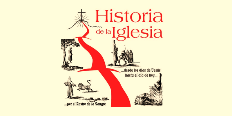 El Rastro de la Sangre, Historia de la Iglesia Bautista