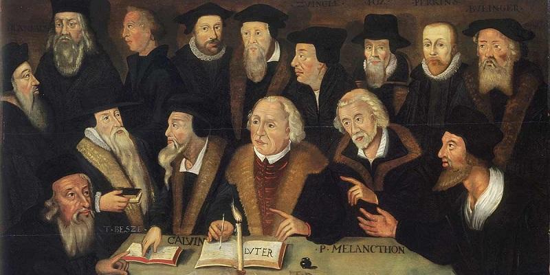 Origen, causas y consecuencias de la doctrina de la Sola Escritura en la Reforma Protestante