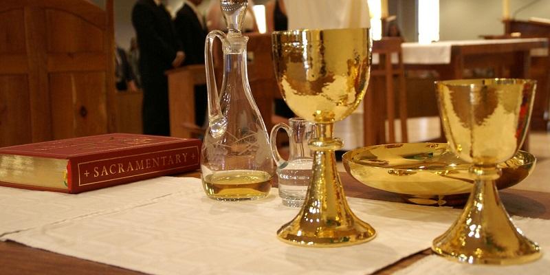 ¿Que son los sacramentos?