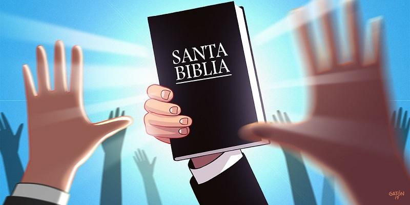 salvados la biblia