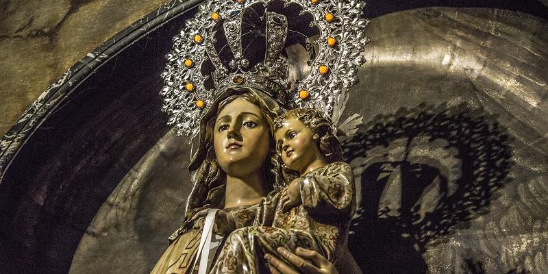 ¿Es María una diosa pagana?