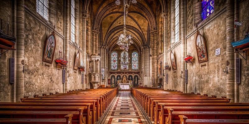 La Iglesia es sagrada