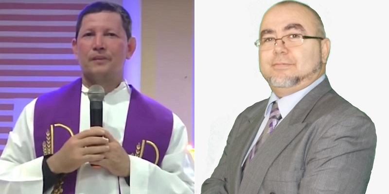 Debate: sacerdote católico Luis Toro vs pastor Eduardo Gutiérrez sobre el diezmo y comentarios adicionales