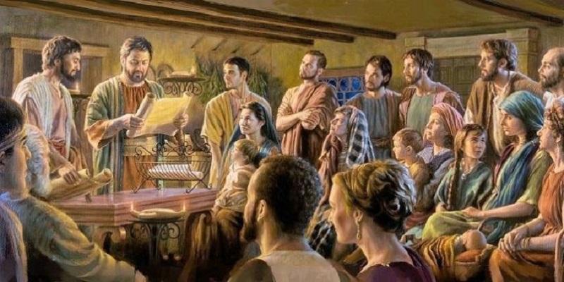 Cómo entendía la Iglesia primitiva el nuevo nacimiento